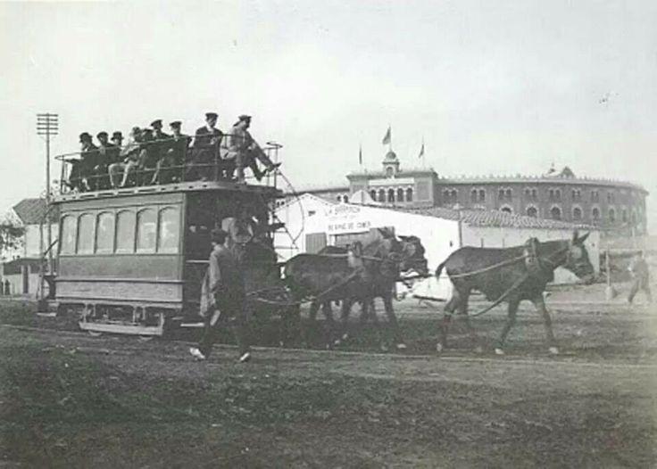 Tranvia Boqueria-Sants.1874