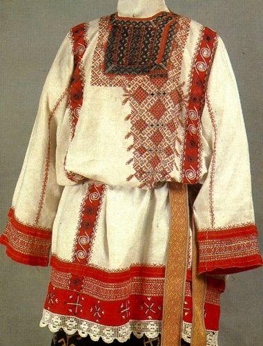 Как самой сшить славянскую рубаху (выкройка, советы)