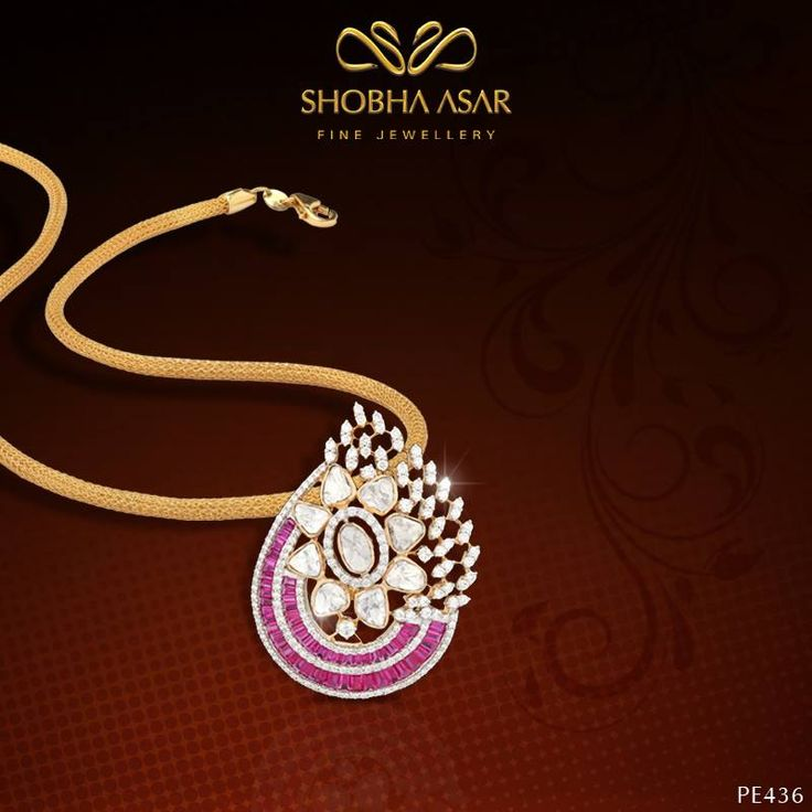 An effortless #style! #floral #diamond #jewellery #ShobhaAsar #ShobhaAsarJewels #ShobhaAsarJewellery
