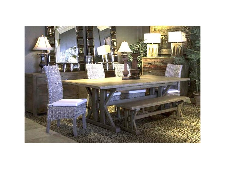 Four Hands Dining Room Tuscan Group 96TUSCAN