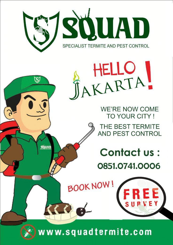 Hello Jakarta