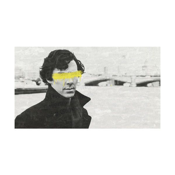 Tumblr ❤ liked on Polyvore featuring sherlock