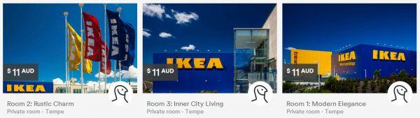 世界最大の空き部屋シェアサイト「Airbnb」でPRする、豪IKEAのお泊まり会 | AdGang http://adgang.jp/2014/08/72872.html