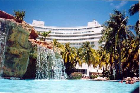 Hotel Fontainebleau. Miami.