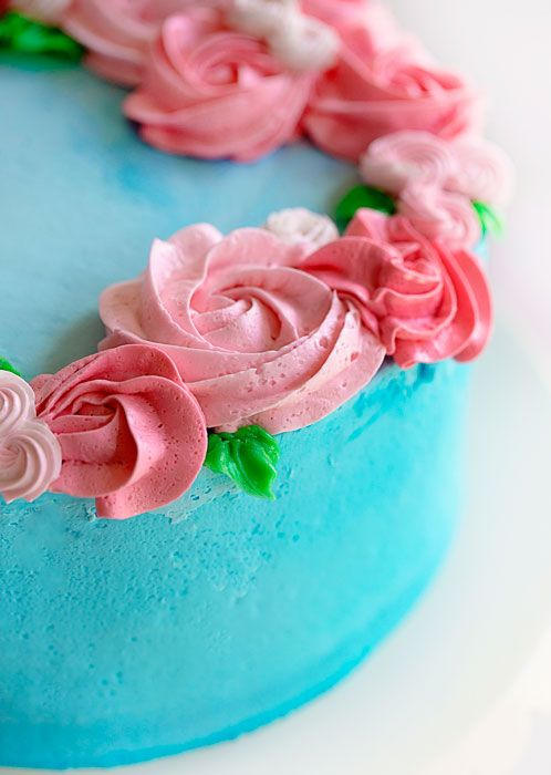 Best 25+ Easy cake designs ideas on Pinterest | Rainbow petal ...