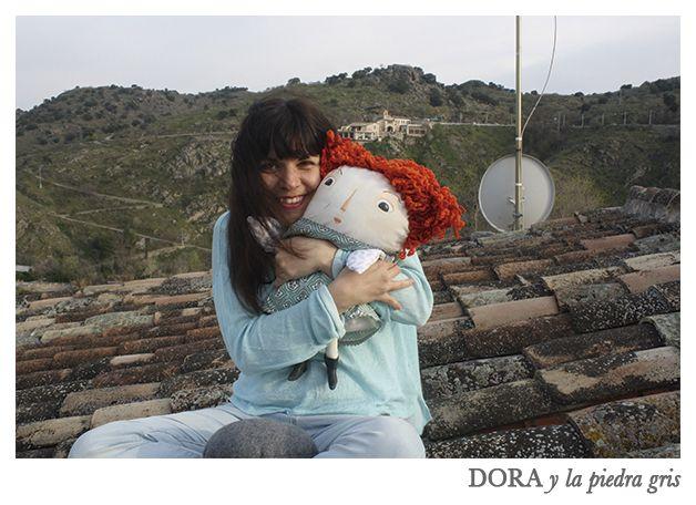 ¿A que dan ganas de achucharla? http://vkm.is/Dora