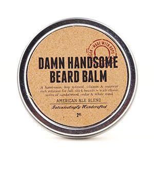 Damn Handsome Beard Balm