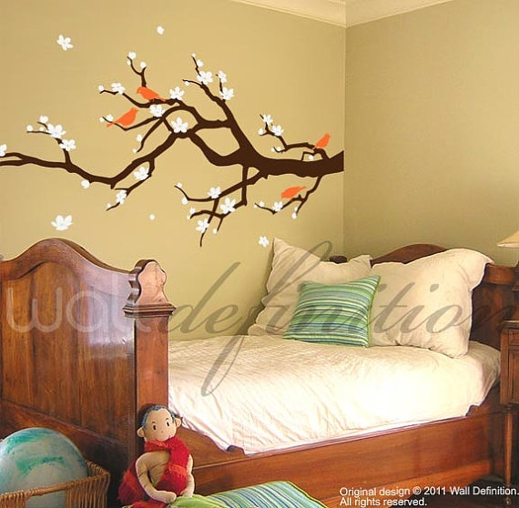 Best Wall Decals For Baby Girls Room Images On Pinterest - How do you put a wall sticker up