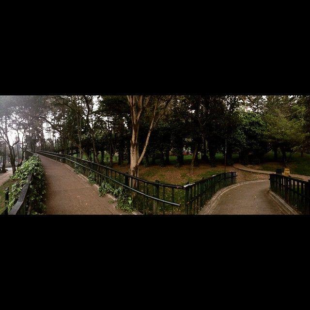 Parque Nacional, Bogotá.  #park #nature #COLOMBIA