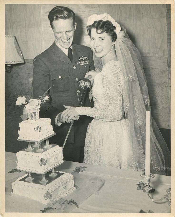 Al Trotter (1923-2011) Served With The Royal Canadian Air