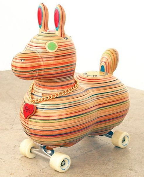 Best Haroshi Skate Sculpture Images On Pinterest Sculptures - Self taught woodworker turning old skateboards awesome sculptures