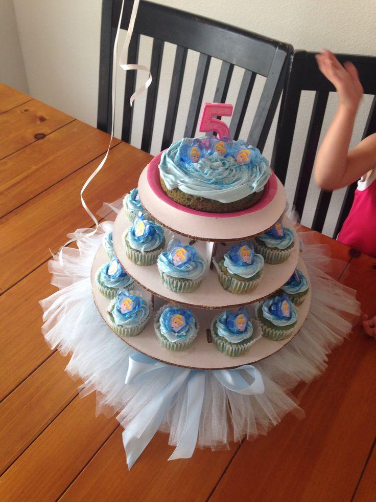 Cupcake stand tutu only tutu part not stand cupcake