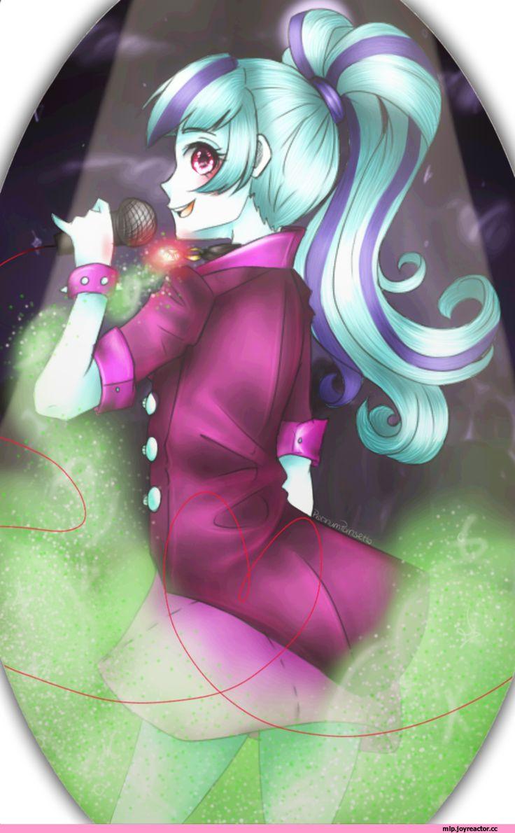 Sonata Dusk | My Little Pony Human Version | Pinterest ...