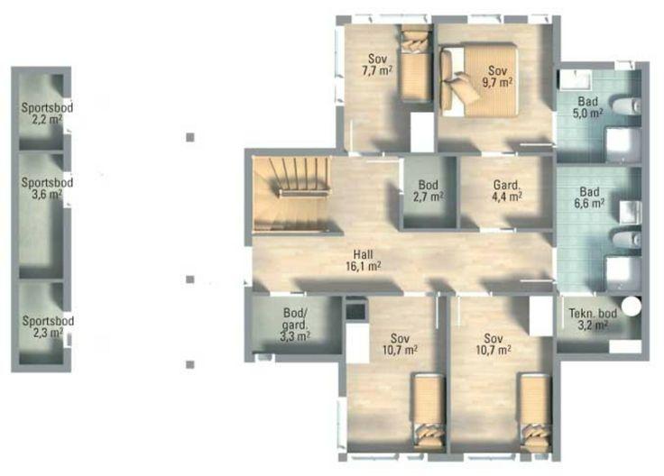 Karakter XL fra Systemhus. Prisvinnende design