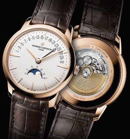<strong> #SIHH2017 #Watch Launches</strong>: #AP, #Vacheron, #Panerai, #RogerDubuis #VacheronConstantin #Patrimony #MoonPhase and #RetrogradeDate