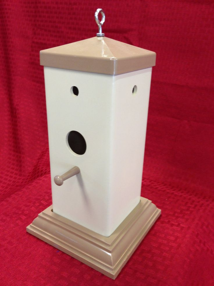 An All Pvc Bird House Bird Houses Etsy And Birds