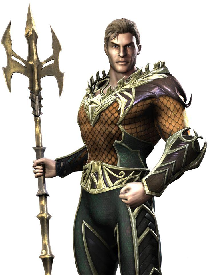 Aquaman - Injustice Wiki Guide & Walkthrough - IGN