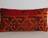 lumbar aztec cushions orange bedroom decor cheap cushion covers nautical throw pillows red body pillows lumbar kilim pillows bolster pillow