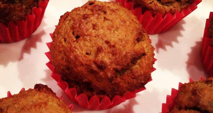 Gluten, Dairy and Sugar Free Vanilla Cupcakes