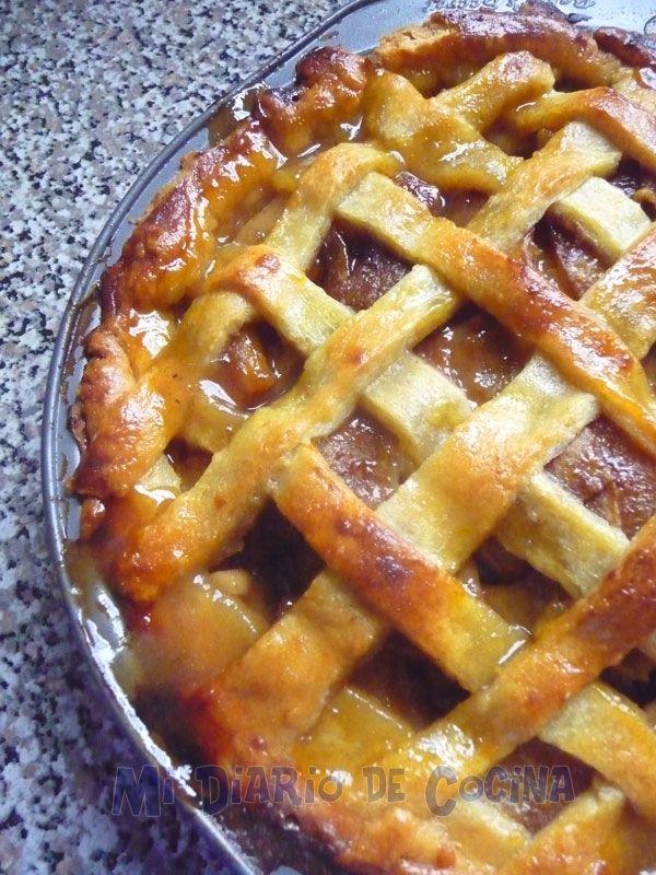 Mi Diario de Cocina: Kuchen de manzana