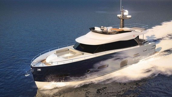 Azimut the leading global mega-yacht manufacturer in 2015