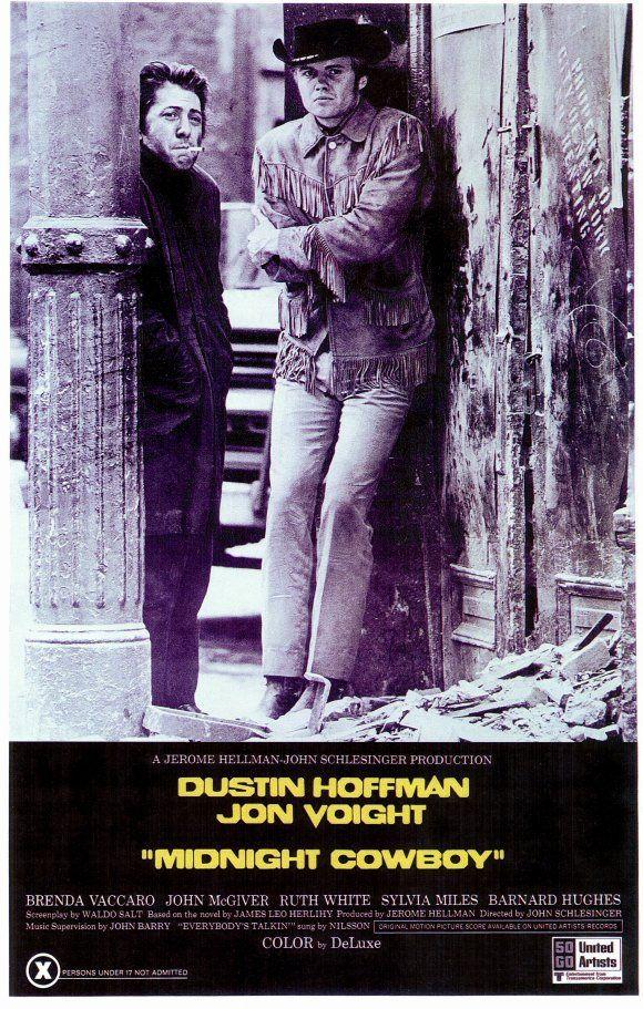 Midnight Cowboy......1969.....best picture 1969