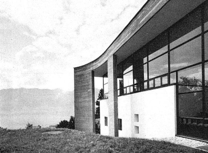 Luigi Snozzi - Casa Bianchetti (1976)