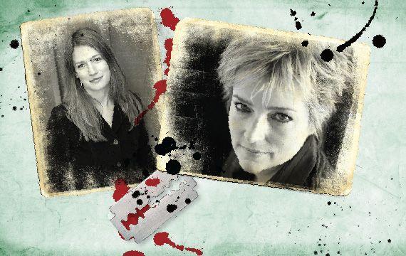 """Συνάντηση κορυφής με τα """"κακά κορίτσια"""" του crime fiction: Κάριν Σλότερ & Τζίλιαν Φλιν"""