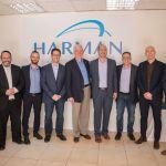 ミシガン州知事のリック・スナイダー氏がハーマン・イスラエルを訪問し、サイバーセキュリティー分野でのミシガン州とテルアビブの強力な関係を確認