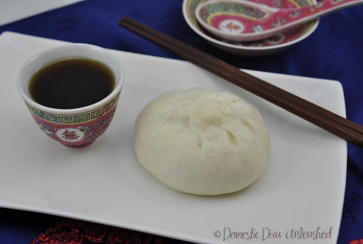 Domestic Diva: Chinese Style Steamed Buns