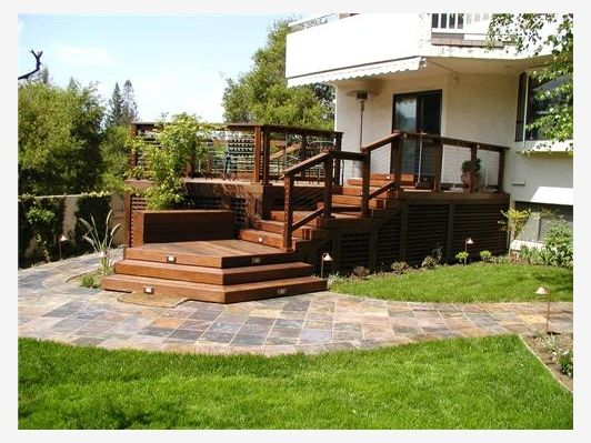 36 Best Images About Deck Ideas On Pinterest Outdoor