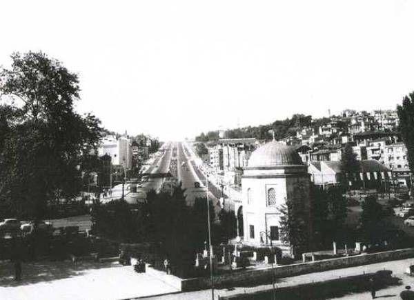 Barbaros Bulvarı Beşiktaş