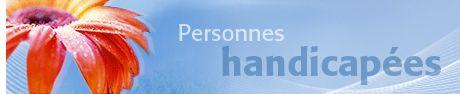 Consultez ce guide rédigé à l'intention des personnes à besoins particuliers pour vous aider à mieux connaître les principaux programmes et services des ministères et organismes gouvernementaux mis à votre disposition pour favoriser votre intégration scolaire, professionnelle et sociale. Plus d'informations: http://www4.gouv.qc.ca/FR/Portail/Citoyens/Evenements/personne-handicapee/Pages/accueil.aspx