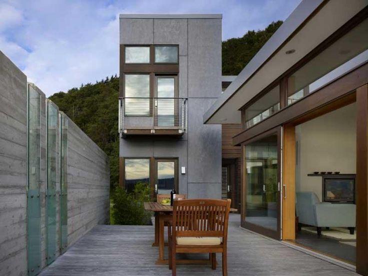 Modern wooden house by Bjarko Serra 3