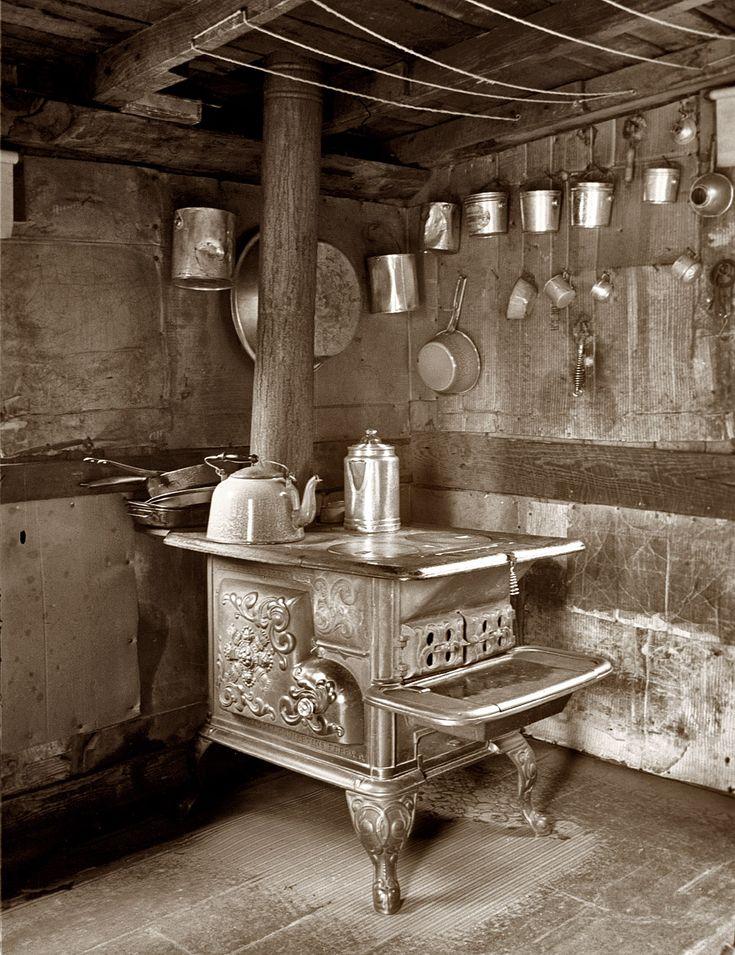 34 best cucina economica images on Pinterest | Firewood, Antique ...