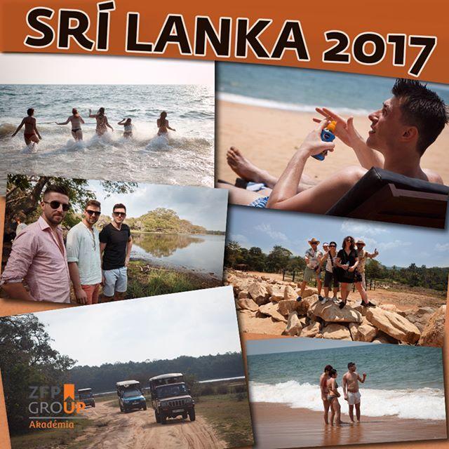 Pracovať pre ZFP akadémia, a.s. a oddať sa ceste celoživotného vzdelávania prináša ovocie. Tento rok sme najsvedomitejších a najlepších spolupracovníkov zobrali UP medzi oblaky a vyložili sme ich na slnkom zaliatej Srí Lanke. Skvelá príležitosť ako upevniť firemné a tímové vzťahy Ďakujeme, bolo úžasne!  #ZFP #ZFPA #Sri #Lanka #Safari #pláž #teplo #slnko #piesok #oddych