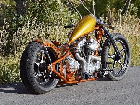 Hot Bike Baggers Magazine