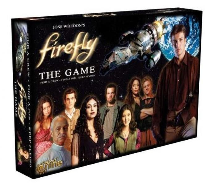 Firefly (UK Ed - 5 Player)   Board Game   Rules of Play – Rules of Play
