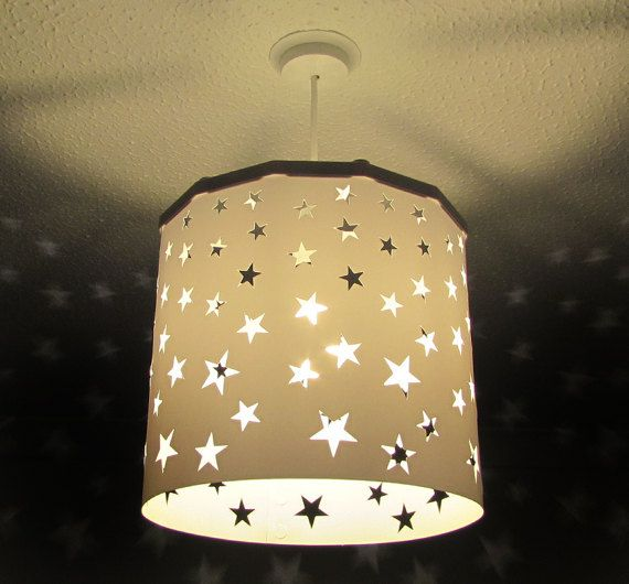Hey, I found this really awesome Etsy listing at https://www.etsy.com/uk/listing/256167413/white-stars-lampshade-ereki-magnetic-set