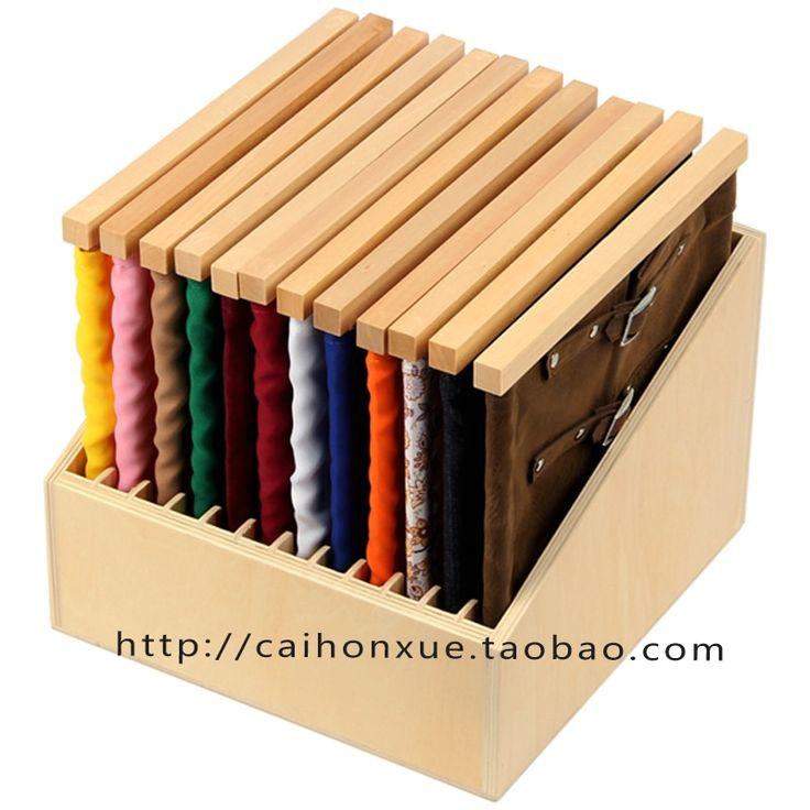 رخيصة مونتيسوري كيد الملابس الرف علبة خشبية التعليم المبكر ألعاب خشبية ألعاب تعليمية يبيع الجودة مباشرة من الم Kids Clothing Rack Clothing Rack Wooden Boxes