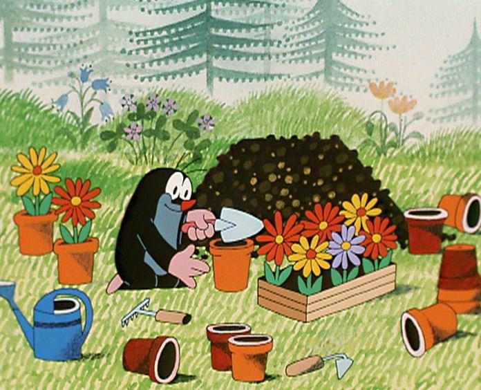 (2015-01) Muldvarpen planter blomster