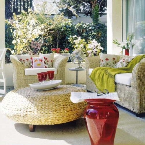 Porch decoration ideas | For the Home | Pinterest