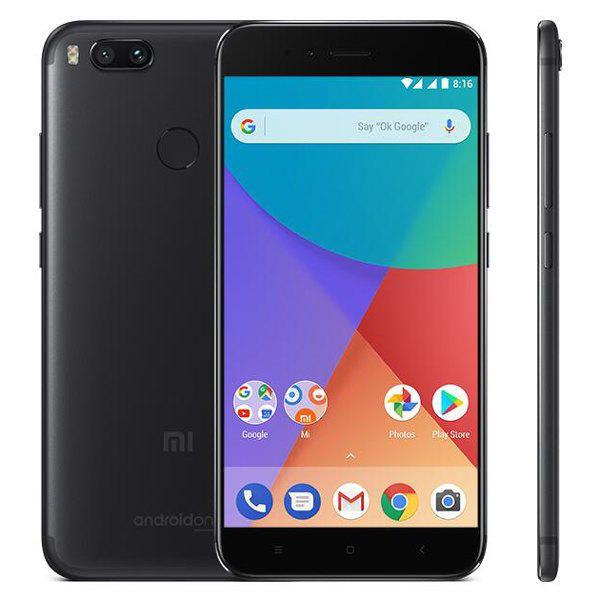 Xiaomi Mi A1 MiA1 Dual Rear Camera 5.5 inch 4GB RAM 64GB Snapdragon 625 Octa core 4G Smartphone Sale - Banggood.com  #smartphones #cellphones #accessories