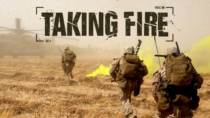 Taking Fire | Documentary Series