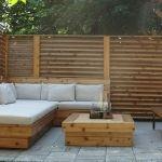 Outdoor Living Bench 12