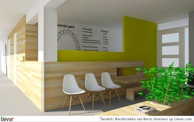 Berns Interieur Tandarts Wachtruimte - Berns Interieur interieurarchitecten & stoelen - foto's & verkoopadressen op Liever interieur