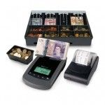 Safescan 6155 Coin and Banknote Counter Bundle