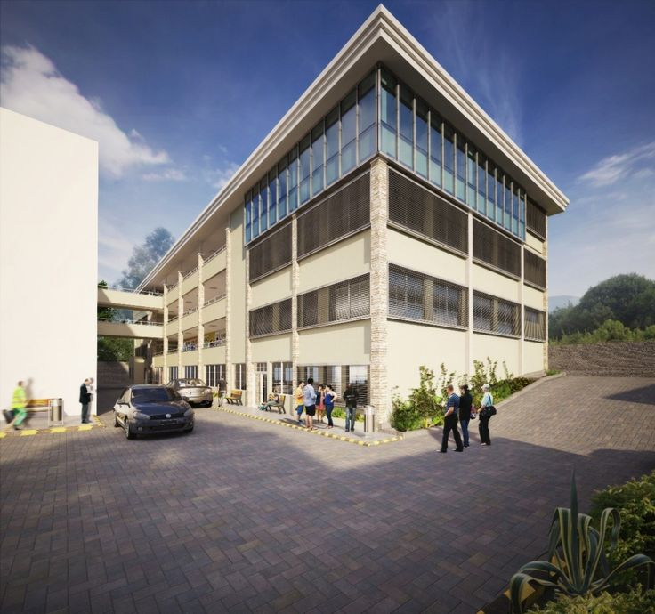 This is a phased construction involving extensions to the existing high school to accommodate 8 new classrooms, state of the art Laboratories as well as lecture theatres, and extensions to the existing nursery school.