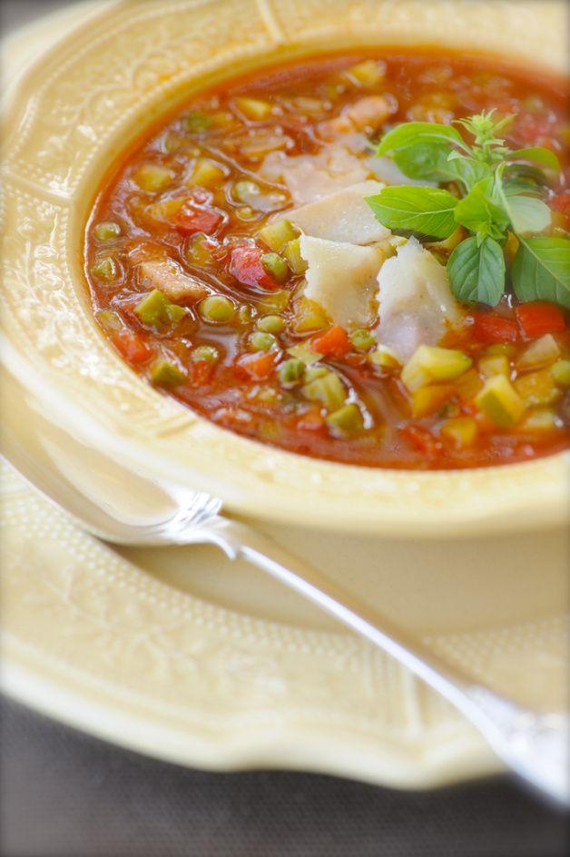 Любимый суп - уже с рецептом минестроне