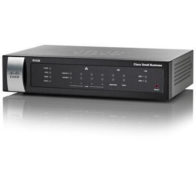 Cisco Systems - RV345P Dual WAN Gigabit VPN